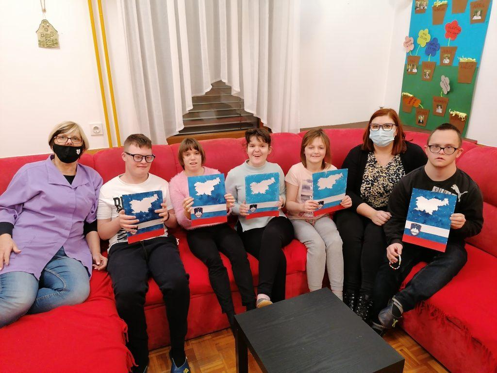 Slovenski kulturni praznik v 1. skupini