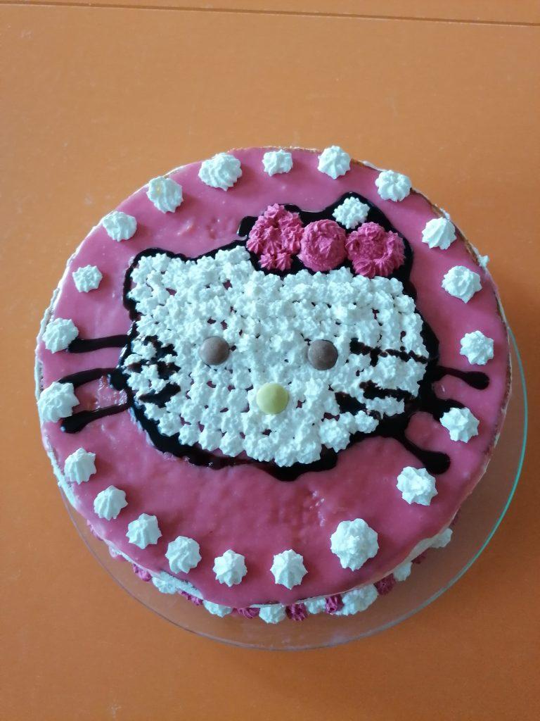 Peka torte Hello Kitty